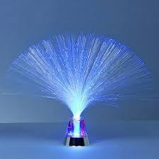 Fibre Optic Christmas Trees Ireland by Premier Fibre Optic Led Lit Lamp 33cm Charlies Direct