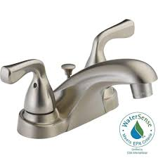 Delta Windemere Bathroom Faucet Bronze by Beautiful Delta Windemere Bathroom Faucet Brushed Nickel Centerset
