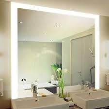 badspiegel mit ablage 500 x 700 mm küche haushalt feiwvfa