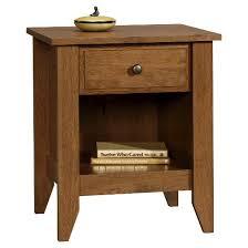Shoal Creek Dresser Oiled Oak by Shoal Creek Night Stand Oiled Oak Sauder Target