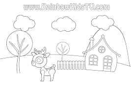 4 Seasons Coloring Page Spanish Pages Weather Shopkins Season Four Full Size