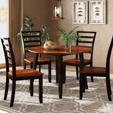 Millwood Pines Hidalgo 5 Piece Drop Leaf Solid Wood Breakfast Nook ... Kitchen Corner Nook Table With Bench Booth Ding Room Set Dinettes And Breakfast Nooks Piece Coaster Brnan 5 A1 Fniture Mattress Storage Tables Amazoncom With Chair Elegant Sets Ideas Cozy Beautiful Feature Black Stained Wooden Pedestal 30 Shop Oxgr3w 3piece Breakfast Nook Table 2 Wood Ding Room Ashley Best Design And Material Small Chairs Architectural