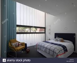 100 Mck Architects Child Bedroom With Glass Wall W House Sydney Australia