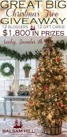 12 Ft Christmas Tree by 12 Creative Christmas Tree Ideas U0026 1800 Balsam Hill Giveaway