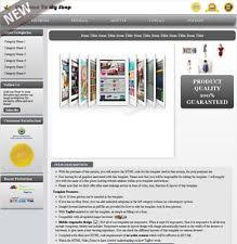 Item 5 EBay Listing Template Mobile Responsive Layout Change No Active Content