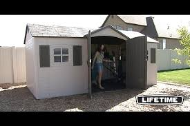 Lifetime 15x8 Shed Uk by 28 Lifetime 15x8 Shed Sams Club Buy Lifetime Heavy Duty