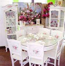Shabby Chic Dining Room Hutch by 1363 Best Shabby Chic Images On Pinterest Artists Beautiful