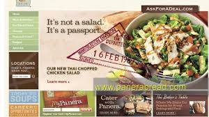 Panera Bread Coupons Meatless Monday Panera Archives Redeem Mypanera Rewards From The Panera Bread Android App 16 Fresh Hacks From A Former Employee The Krazy I Have To Take Two Consolidated Balance Sheets Santas Village Printable Coupons Online Delivery Food Basics Ontario Red Run Grill Free Soup With New Expanded Nationwide Minor Coupon Sherpa Olive Garden 50 Discount Off December 2019 Shares Hit 52week High On Buyback Outlet Sale Plans