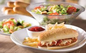 Olive Garden Releases Breadstick Sandwiches