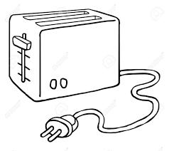 Toaster Drawing At GetDrawings