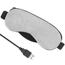 Amazoncom Dry Eye Compress Lifestance Cotton Eye Mask USB Heated