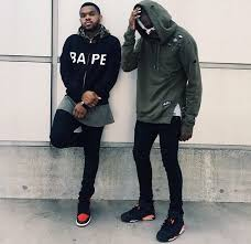Image Result For Black Street Fashion Urban Styles