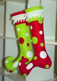 Whoville Christmas Tree by Whoville Christmas Stockings Grinch Christmas Stocking And