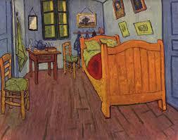 gogh la chambre la chambre à arles vincent gogh musée d orsay
