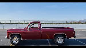 100 1974 Chevrolet Truck CHEVROLET CHEYENNE C20 34 TON LONG BED TRUCK YouTube