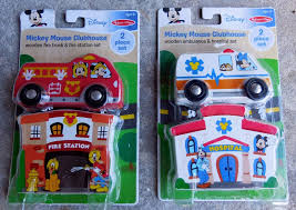 Toys & Hobbies - Disney: Find Melissa & Doug Products Online At ... Melissa Doug Ks Kids Pullback Vehicles Gift Guide For 2year Giant Fire Truck Floor Puzzle J643 Ebay Mickey Mouse Clubhouse Wooden Car Police Vehicle Set Soft Baby Toy 15180 Animal Rescue Shapesorting New 24 Pc Jumbo Jigsaw The Play Trains To The Best Train Sets 2017 And Hide Seek Magnetic Board Fire Engine Puzzle 25 Gifts For Who Love Trucks That Arent Trucks Morgan Indoor Playhouse Youtube