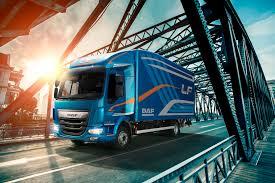 100 Fleet Trucks DAF LF Truck Of The Year Again DAF NV