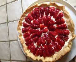 dessert au mascarpone marmiton tarte aux fraises à la crème mascarpone recette de tarte aux
