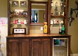 Locking Liquor Cabinet Amazon by Bar Bar Cabinet Walnut Graceful Bar Furniture U201a Unforeseen Back