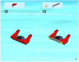 100 Lego Fire Truck Instructions City Airport Airport Firetruck