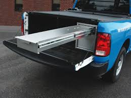 Truck and Van Storage Makes Use of Every Inch