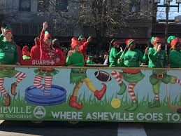Parade Float Supplies Now by Asheville Holiday Parade Cool Tie Ins And Need To Know