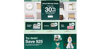 Target Green Monday Deals 12/9: Toys, Sherpa Throws ... 25 Off Staples Coupon Codes Black Friday Deals Coupon Take 20 Off Online Orders Of 75 Clark Stateline Jeep Coupons Ubereats 50 Promo Code Chennai Hit E Cigs Racing The Planet Discount Coupons Code Promo Up To Dec19 Wayfair 10 First Time Order Expires 113019 Staples Coupon 15 Liphone Order Expires 497 1 Mimeqiv3559562497chtm Definitive Materials Hp Instant Ink Ncours Natrel