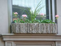 Diy Window Boxes And Planters Modern To Rustic