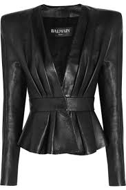 best 20 balmain leather jacket ideas on pinterest balmain