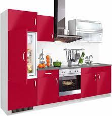 wiho küchen küchenzeile amrum mit e geräten breite 270 cm kaufen otto
