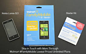 Stay in Touch with Mom Through Walmart Family Mobile s Lowest