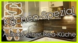 aufbau einer küche ikea faktum küche komplett