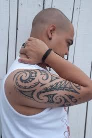 Tribal Half Arm Sleeve