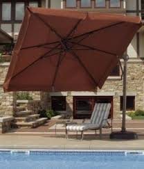 Cantilever Patio Umbrellas Sams Club by Cantilever Sunbrella Umbrella Foter