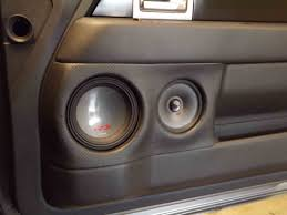 Aftermarket Door Speakers - What Did You Get? - Page 10 - Ford F150 ...