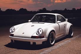 Singer And Williams Create The World's Most Advanced Retro Porsche ...