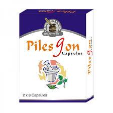 Pilesgon Capsules In India Ayurvedic Herbal Bawaseer Piles