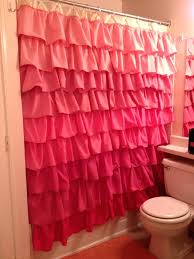 Target Pink Bathroom Sets by Grey Tie Dye Cotton Curtain Up Down Zoom Tie Dye Shower Curtain