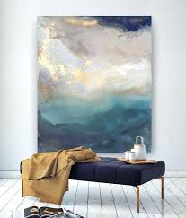 Abstract Canvas Painting Ideas Saint On Small