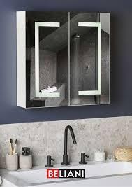bad spiegelschrank mit led beleuchtung spiegelschrank