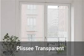 plissee abdunkelnd blickdicht oder transparent livoneo