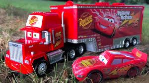 100 Disney Mack Truck Hauler Cars Tent Pixar Cars Sc 1 St Walmart
