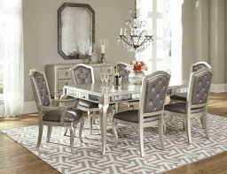 Window Silver Dining Room Sets Ideas Medium Table Chair Living Furniture Entryway Set Sofas Couches Kids Home Design Hall Contemporary Small Space Interior