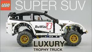 100 Rally Truck For Sale Super SUV LUXURY Trophy For Buwizz LEGO Competition YouTube
