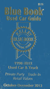 100 Used Truck Values Nada Kelley Blue Book Car Guide Kelley Blue Book 9781936078295