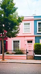 100 The Portabello Pink House From The Portobello Road Instagram Gaborestefan
