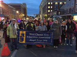 West Chester Halloween Parade wcaea wcaea twitter