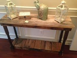 Reclaimed Wood Foyer Table Images Home Ideas Ol On Sofa Tables Diy Entryway