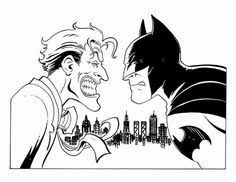 Batman Joker Colouring Pages Page