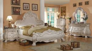 Lovable White Traditional Bedroom Furniture Antique White Bedroom